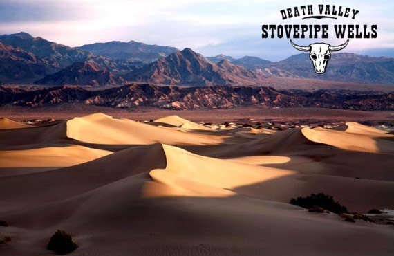 Stovepipe Wells - Death Valley, Californie