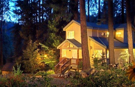 Tenaya Lodge - Fish Camp, CA