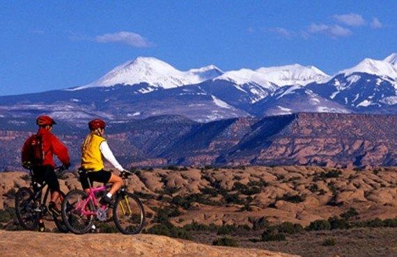 Grand America Hotel - Promenade à vélo