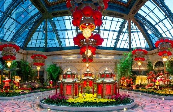 Hôtel Bellagio - Jardin botanique du Bellagio