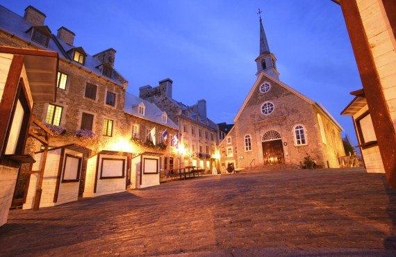Place Royale, Ville de Québec