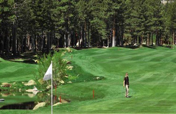 Sierra Nevada Resort - Golf