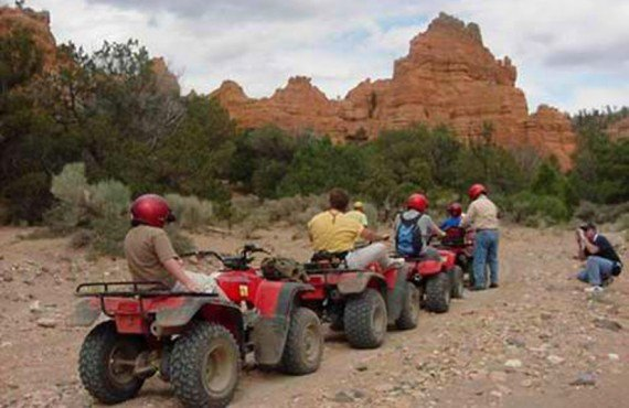 Stone Canyon Inn - Excursion en Quad
