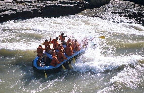 Teton Mountain Lodge - Rafting