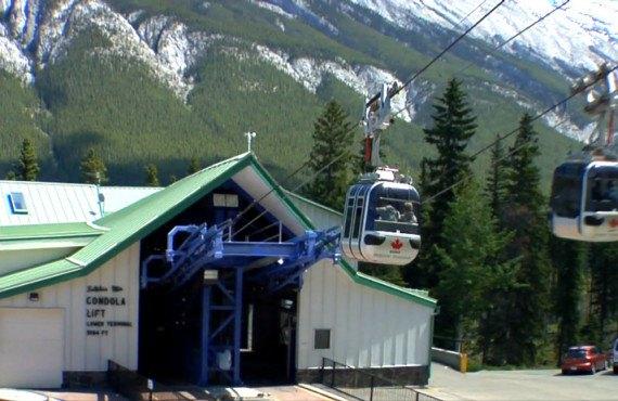 Téléphérique de Banff