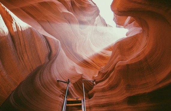 Visite du Lower Antelope Canyon