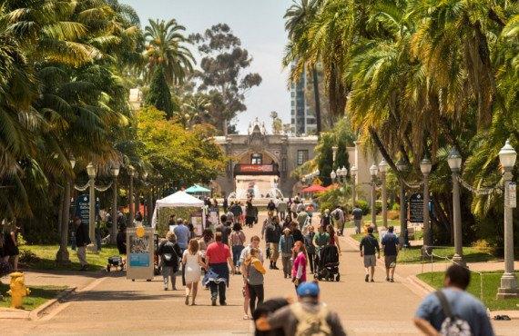 Balboa Park de San Diego