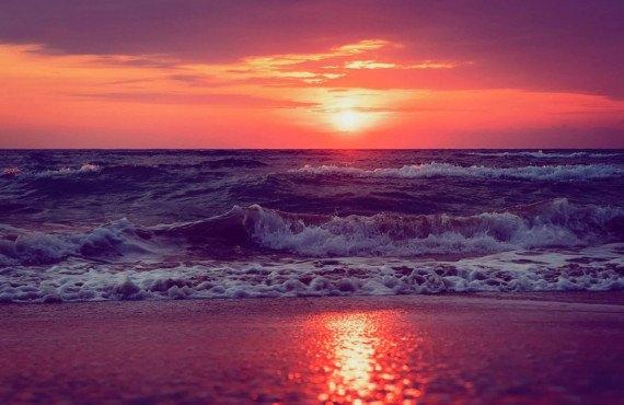 Sunset Sanibel Island