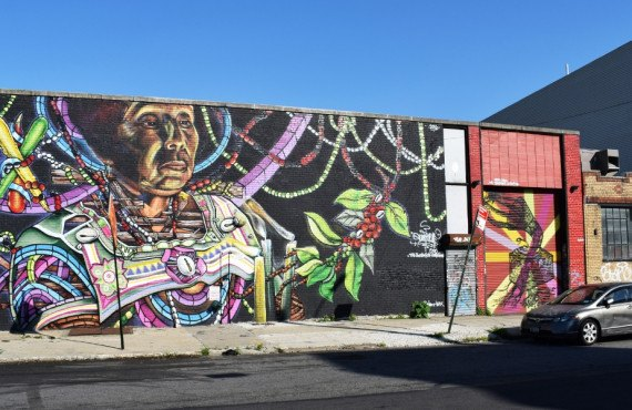 Street art de Bushwick NYC