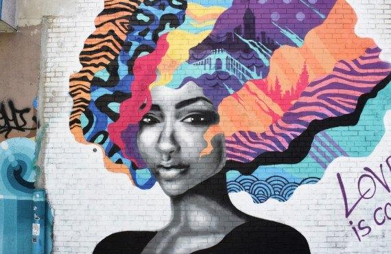 Graffiti à Bushwick