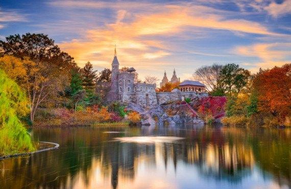 Central Park Castle