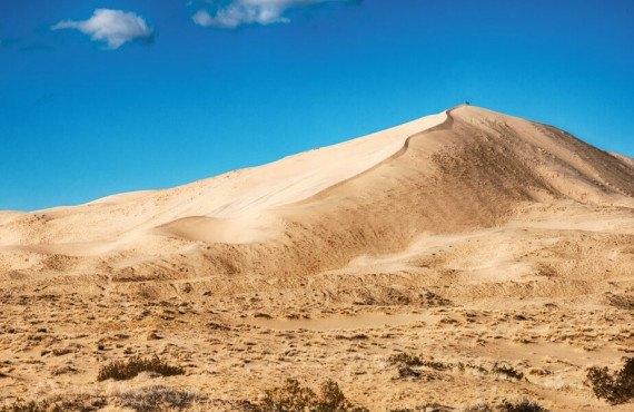 dune de sable mojave