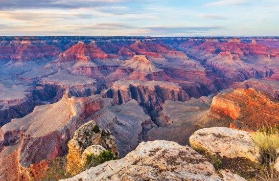 voyage au grand canyon