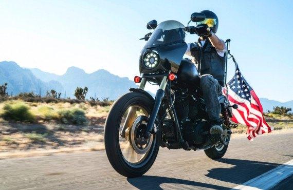 road trip en moto aux USA