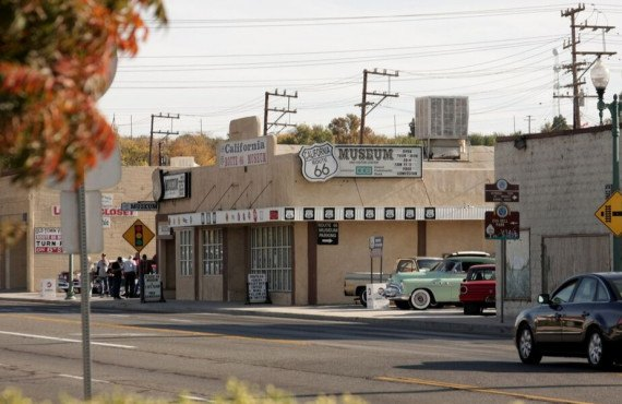 musee route 66 victorville