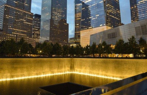 National September 11 Memorial NYC