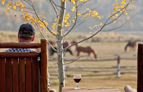 Jouer au cowboy dans le Wyoming
