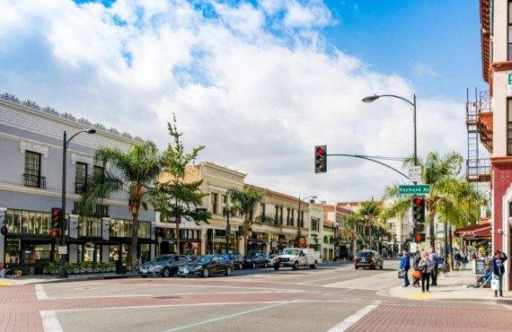 Pasadena californie états-unis