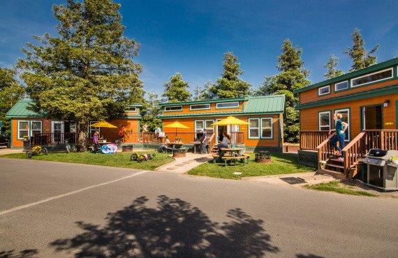 SFO-Petaluma KOA - Cabins