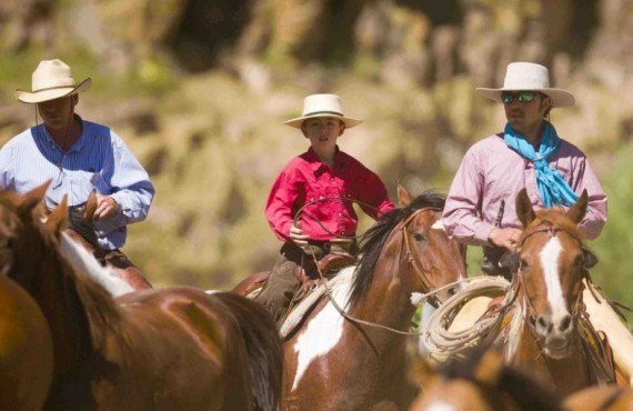 320 Guest Ranch proche de Yellowstone