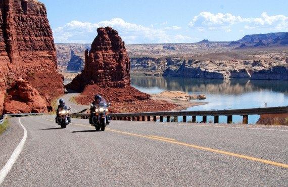 road trip moto arizona