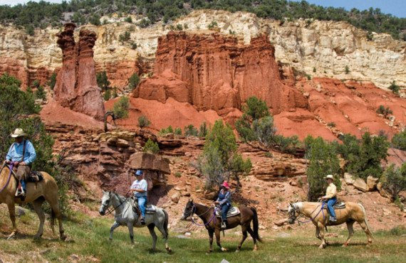 Guest ranch proche de Bryce Canyon