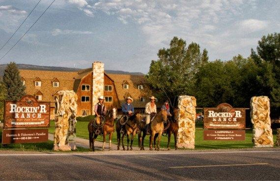 Ranch proche de Bryce Canyon