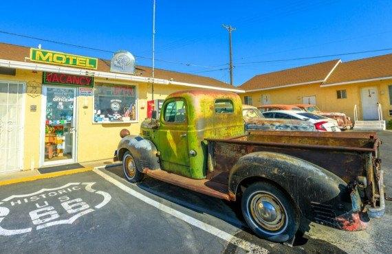 motel 66 route