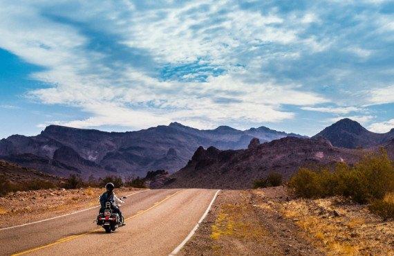 ouest americain moto