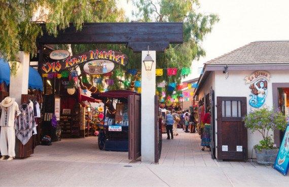 Old Town Market de San Diego