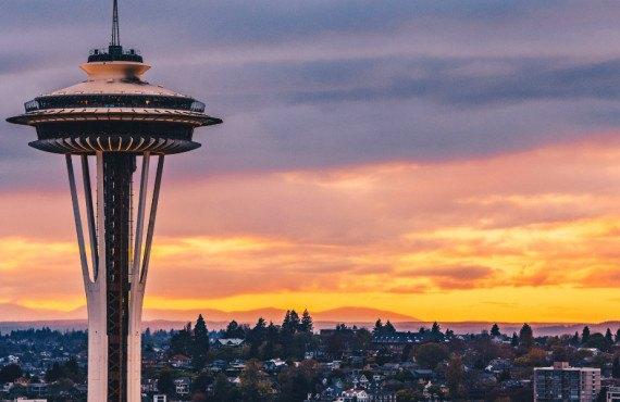 Needle Space de Seattle