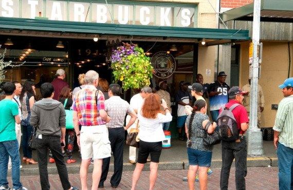 Starbucks de Seattle