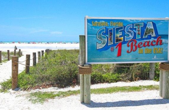 Best beach in Florida