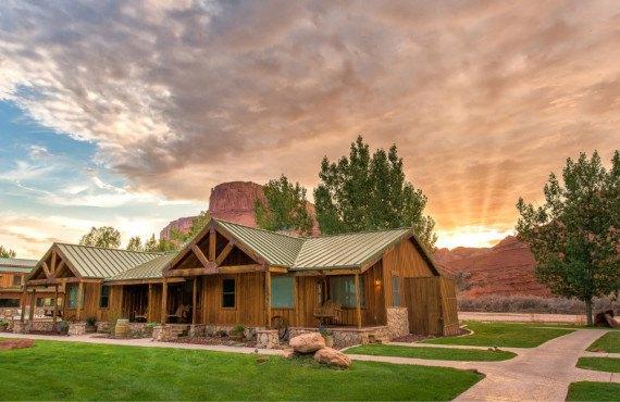Ranch proche du parc national des Arches