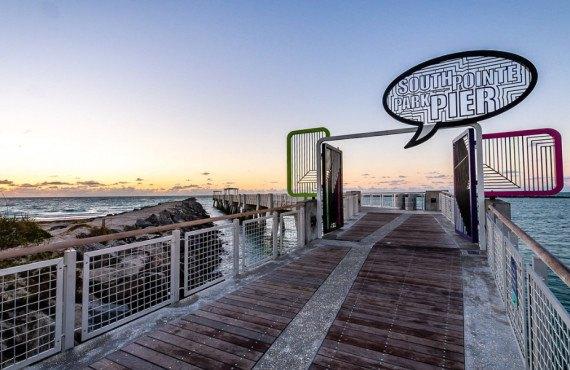 South Pointe Park and Pier Miami