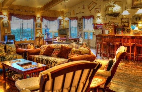 Stagecoach Trails Guest Ranch en Arizona