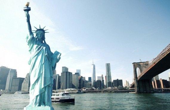 Statue de la Liberté  NYC