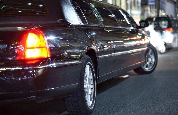 Transfert en limousine