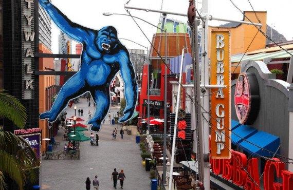 City Walk Universal Studios Hollywood