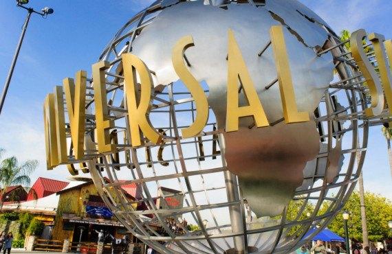 Entrée de Universal Studios Hollywood