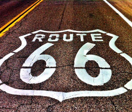 La mother road - Route 66