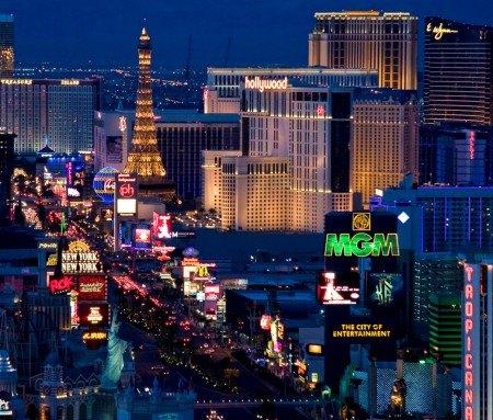 Strip boulvard, Las Vegas, Nevada