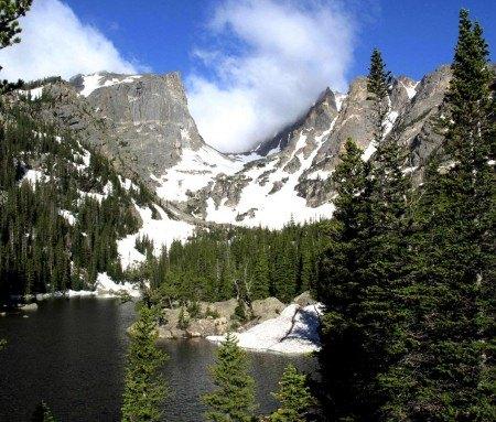 Bear Lake, Rocky Mountain NP