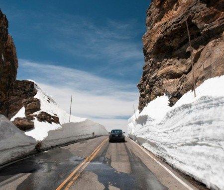 Route panoramique Trail Ridge Road