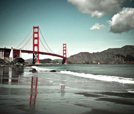 Le légendaire Golden Gate de San Francisco