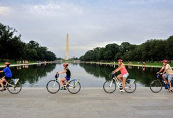 National Mall en vélo