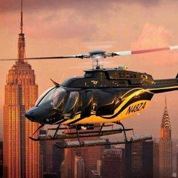 Survol en hélicoptère - Manhattan, NY