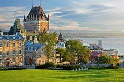 Tour de ville guidé (à pied) - Québec, Canada
