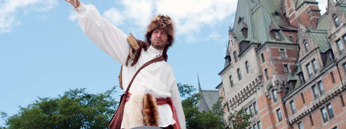 Tour de ville guidé - Québec, QC