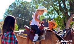 Séjour dans un ranch authentique